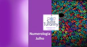 Numerologia Julho/19