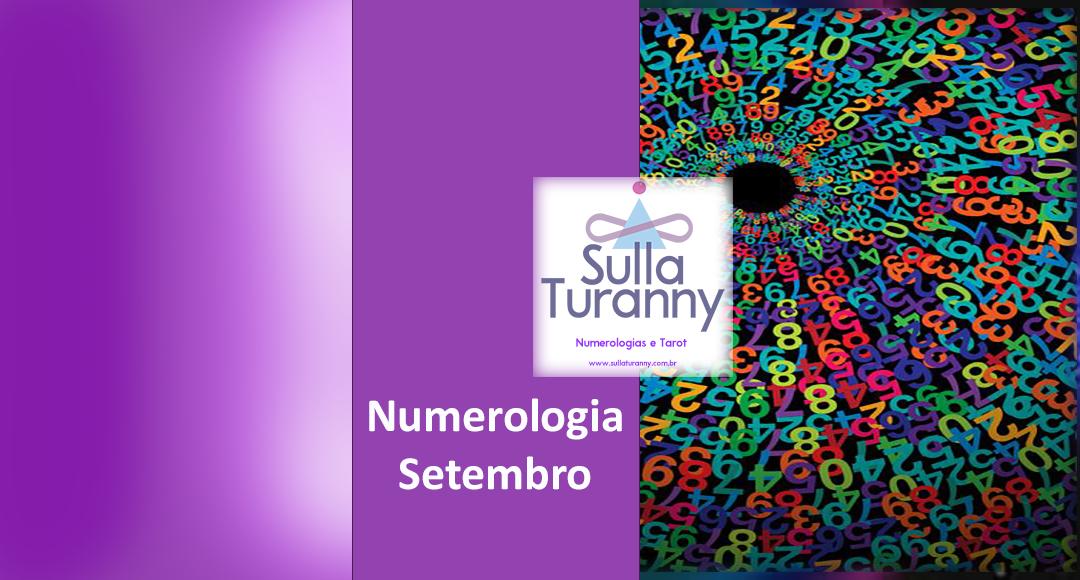 Numerologia Setembro/19